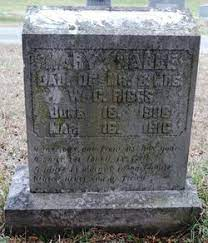 Mary Mabel Riggs (1908-1916) - Find A Grave Memorial