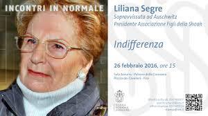 Testimonianze - Liliana Segre | Memoriale della Shoah di Milano
