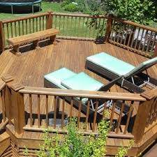 outdoor deck paint or stain. there are a variety of finishes, colors and coats required when it comes to picking. how stain your deck outdoor paint or