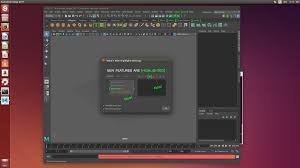 maya 2017 crashes on start linux autodesk community installation and licensing