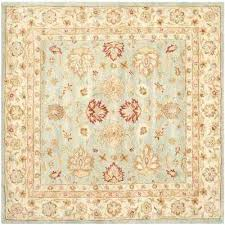 antiquity grey blue beige 8 ft x square area rug rugs 5x5 home depot n carpet square rug