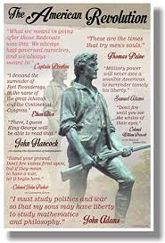 Amazon The American Revolution Quotes NEW Social Studies Magnificent American Revolution Quotes