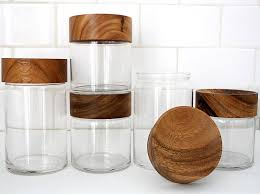 Decorative Clear Glass Jars With Lids Merchant100 Fresh Work from International Designers Glass 64