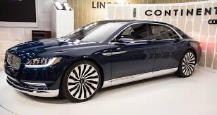 new car model release dates2017 Lincoln Continental Specs Interior Release Date and Price