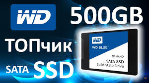 "<b>SSD</b> диск <b>Western</b> Digital Blue 2.5"" 500Gb SATA III TLC 3D ..."