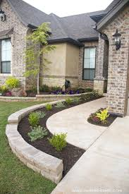 How To Landscape Hardscape A Front Yard From Our Experience Make It And  Love Best Ideas