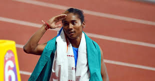 Hima das athlete profile share tweet email country india date of birth 09 jan 2000 athlete's code 14796164 world rankings personal bests seasons bests progression honours. Five Gold Medals A Viral Video Twitter Trend A Perspective On Hima Das Recent Achievements