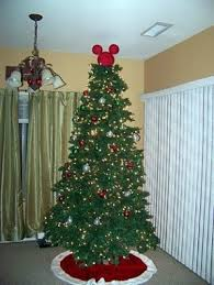 DIY Mickey Mouse tree topper. I'd add some glitter.