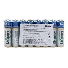 Купить элемент питания <b>батарейка dialog aa</b> (упаковка 8 шт.) в ...