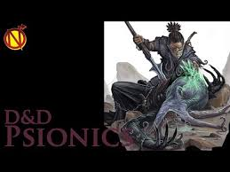 5th edition d d character sheet speculation on psionics and the psychic warrior for 5e dungeons and
