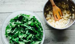 Image result for swiss chard and rice soup