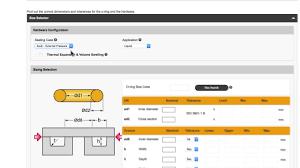 Parker S O Ring Selector App