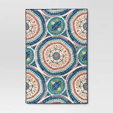 medallion accent rug threshold made in the usa