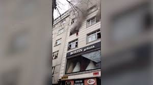 <b>Mother</b> drops children from window to escape Istanbul apartment fire ...