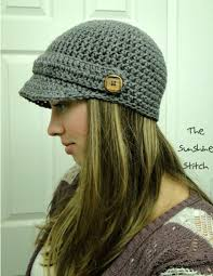 Crochet Newsboy Hat Pattern Fascinating Crochet Patterns For Adults Crochet And Knit