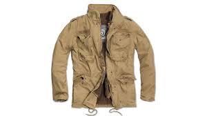 brandit mens m 65 giant jacket camel 1