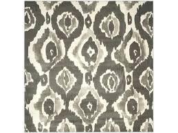 safavieh grey rug grey rug square area rug ivory dark grey 6 ft contemporary fl safavieh