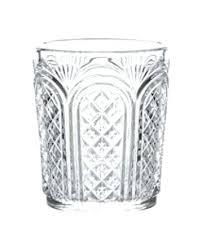vintage tumbler glasses glass set tumblers