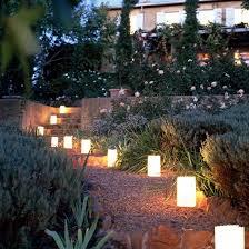 cheap garden ideas. Garden Lights - Ideas Cheap And Effective