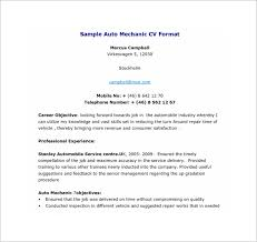 Auto Mechanic Resume Templates 37 Resume Template Word Excel Pdf Psd Free Premium Templates