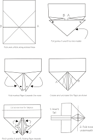Paper Airplane Patterns Amazing Design Inspiration