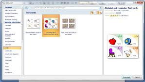 How To Make Cue Cards In Word How To Make Index Cards In Microsoft