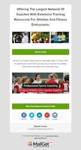 11+ Best Sports Email Marketing Services [Sports Teams, Game ...