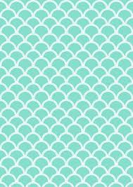 Printable Design Paper Free Digital Turquoise And White Scrapbooking Paper