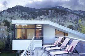 cool modern architecture.  Architecture A Modern Home Built From Scratch In Boulder CO Photo By Emily Minton  Redfield With Cool Modern Architecture