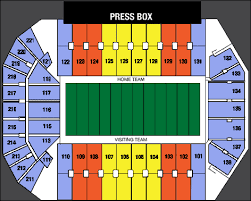 Kinnick Stadium Rows Seating Chart The Gaming Tailgate