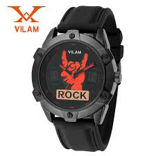 compare prices on top sport watches online shopping buy low price vilam watch luxury top brand men s sports watches fashion casual quartz watch men military wrist watch
