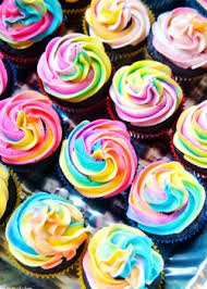 Rainbow Swirl Buttercream Frosting With Video The Bewitchin Kitchen