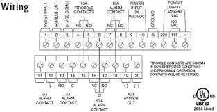 firex 2650 760 ionization 115 230 vac universal voltage duct smoke notifier smoke detector at Fsd Fire Alarm Wiring Diagram
