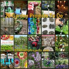 20 diy garden art projects to do