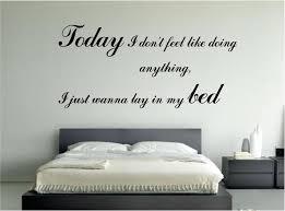 vinyl wall art quotes bedroom