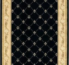 fleur de lis rug sophisticated rug beautiful runner rug rug one imports in rug remol living
