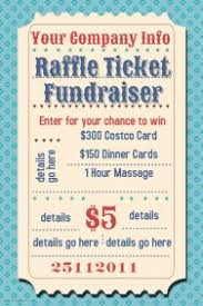 raffle sign design a winning raffle flyer postermywall