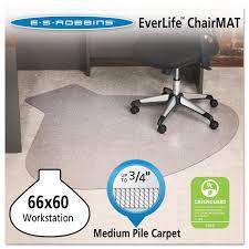 chair mat with lip. ESR122775 Thumbnail 1 Chair Mat With Lip