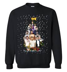 Adam Levine Tree Christmas Sweatshir Youryourstyle Com