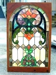 stained glass window hangings large stained glass window hangings art project decorating small spaces stained glass stained glass window hangings