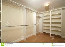 empty walk in closet. Download Blank Walk-in Closet Stock Image. Image Of Room, Background - 10125695 Empty Walk In