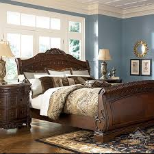 Ashley Furniture HomeStore North Shore Sleigh Headboard