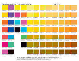 You can think this website as a legal document search portal and use it to find the printable templates and download them to your local computers and make appropriate adjustments from your end. Pantone Color Chart Edit Fill Sign Online Handypdf