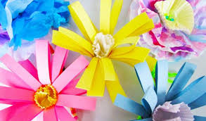 Paper Flower Craft Ideas 5 Paper Flowers Crafts For Mothers Day That Wont Die