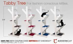 modern design cat furniture. MCD-HausPantherAd1a Modern Design Cat Furniture