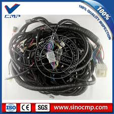 zaxis zax330 3 hitachi excavator wiring harness 0005471,cmp 2006 mazda 3 stereo wiring harness at 3 Wiring Harness