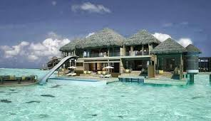 Dream beach houses