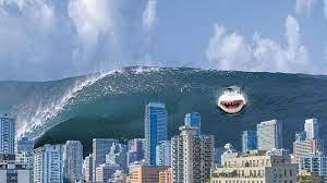 Shark Tsunamis. Yes, I'm Writing About ...