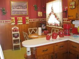 Red Apple Kitchen Decor Red Apple Kitchen Decor Sets Apple Kitchen Decor Sets Ideas