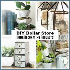 dollar home decor ideas diy dollar home decorating projects best images
